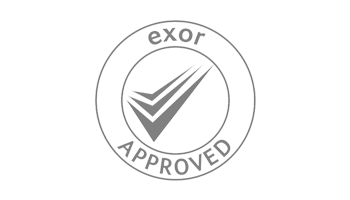 Exor Approved logo