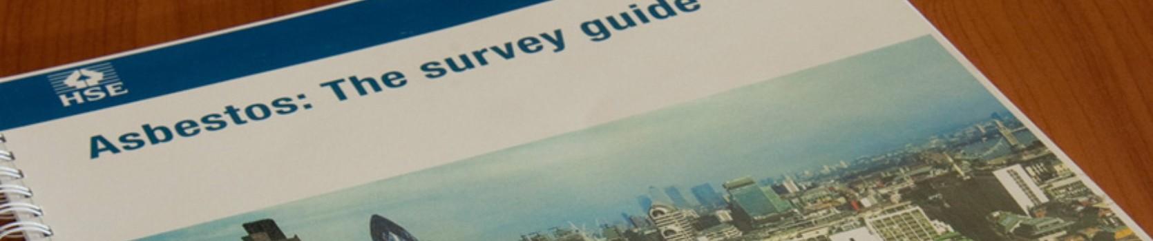 Asbestos survey guide